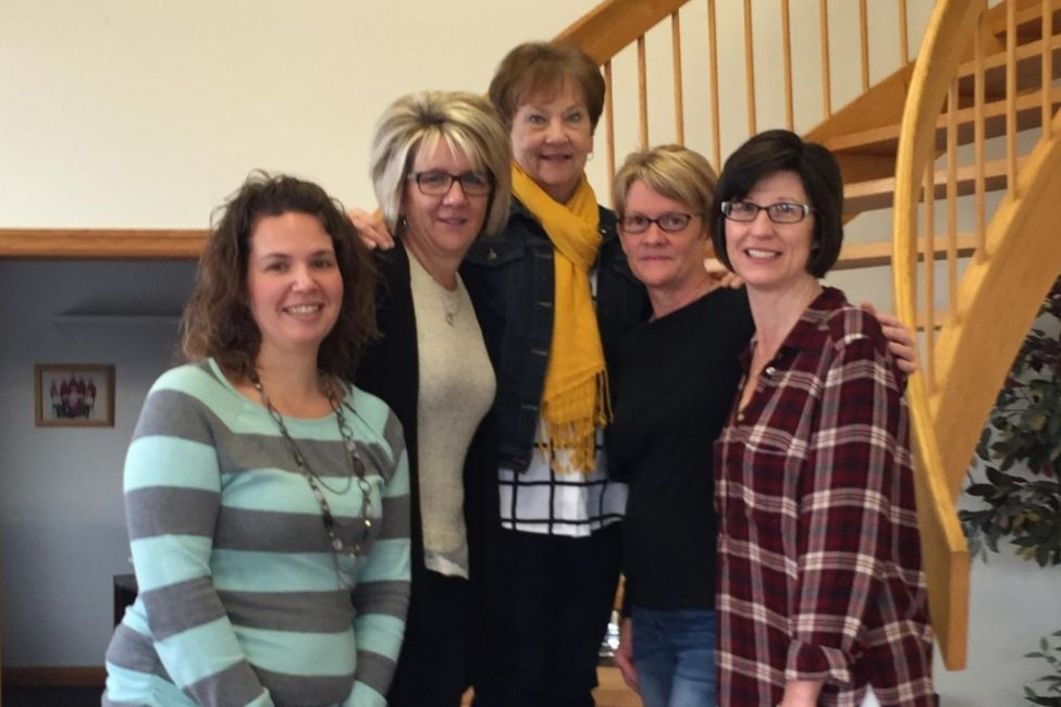 Nancy Hosch's Retirement
